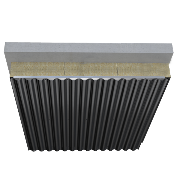 Corrugated Wall System