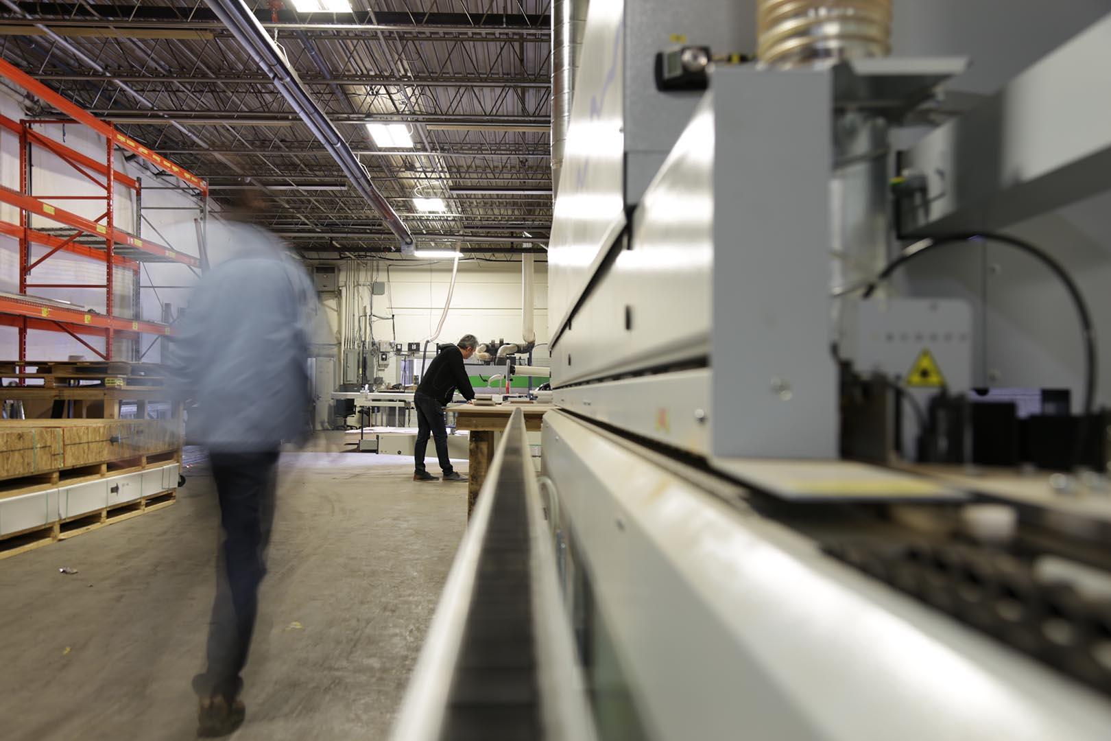 NORTEM-Cladding-Manufacturer-Toronto-production