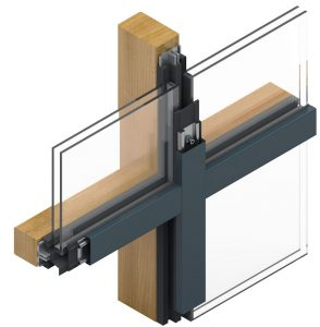 Stabalux® Timber Systems ACM Panel Supplier & Contractor System AK H 1