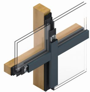 Stabalux® Timber Systems ACM Panel Supplier & Contractor System ZL H